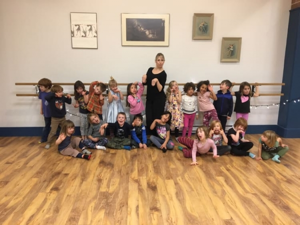 Powell River Dance