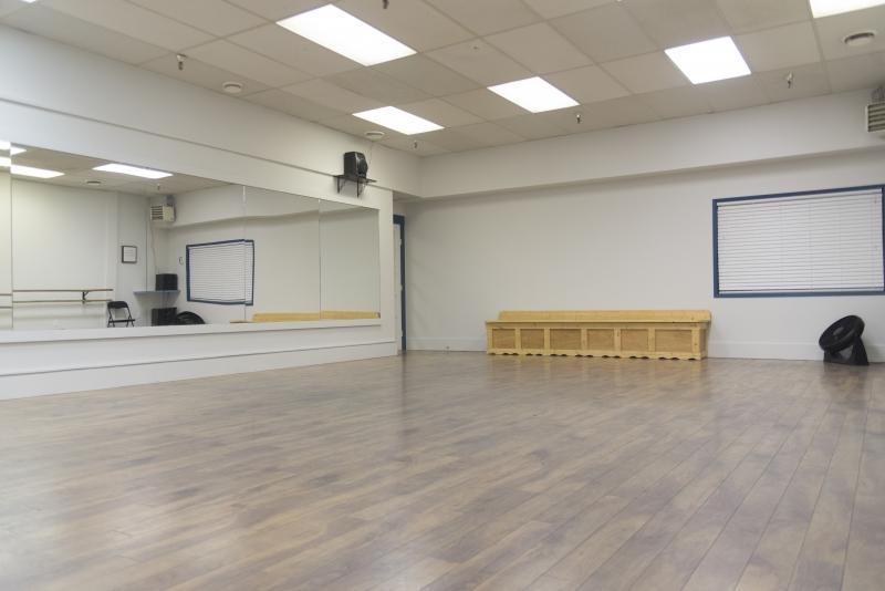 Shoreline Dance Academy - our studio